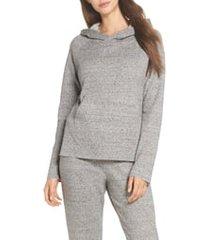 women's ugg valentene jogger pants, size large - grey