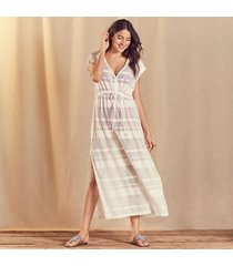 beach breeze maxi dress