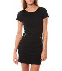 korte jurk vero moda erin ss mini dress 98730 noir