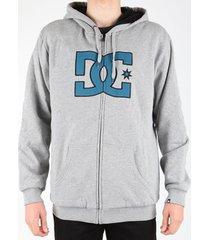 fleece jack dc shoes dc tangle d053860120-gbud