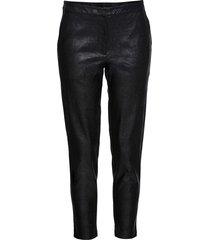 pantaloni elasticizzati lucidi (nero) - bodyflirt