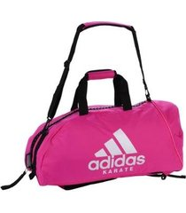 bolsa mochila adidas karate 2in1 essential 65l