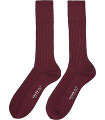 'no.13' rib knit socks