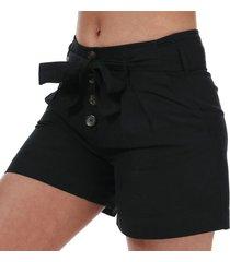 womens viva life high waist belted shorts
