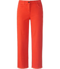 7/8-jeans-culotte franjezoom van day.like rood