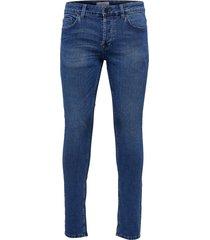 skinny jeans warp blauwe