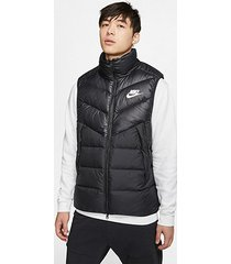 colete nike sportswear down vest masculino - masculino