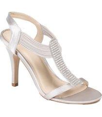 sandalia alisha plateado we love shoes