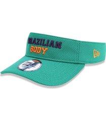 headwear new era viseira amir slama aba curva verde
