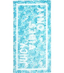 """juicy couture vibes only beach towel, 36"""" x 68"""" bedding"""