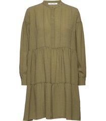 margo shirt dress 12697 kort klänning grön samsøe samsøe