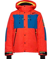 sd mountain jacket outerwear sport jackets multi/mönstrad superdry
