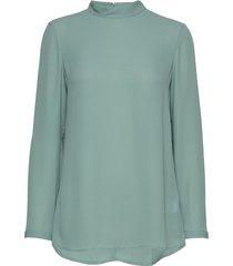 macy top blouse lange mouwen groen filippa k