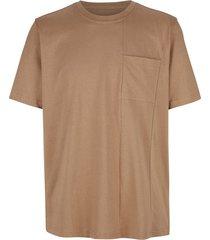 t-shirt roger kent beige