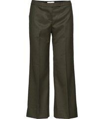dylan cropped trousers wijde broek groen mayla stockholm