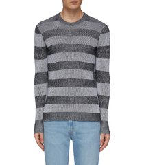 'bolton' stripe knit sweater