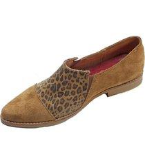 babucha karin animal print amano shoes