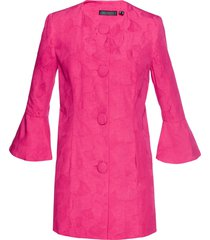 blazer con bottoni decorativi (fucsia) - bpc selection