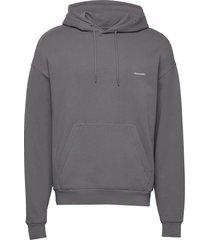 hzw hoodie hoodie trui grijs holzweiler