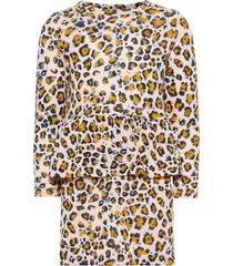 jurk luipaardprint
