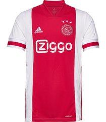 ajax men's home jersey t-shirts football shirts vit adidas performance