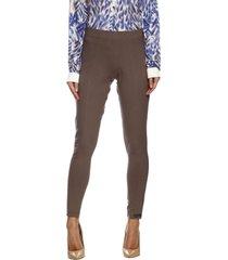 legging energia fashion marrom - marrom - feminino - dafiti