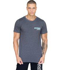 camiseta shatark year  cinza escuro - cinza - masculino - algodã£o - dafiti