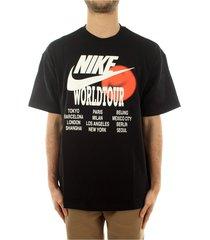 da0937-010 short sleeve t-shirt