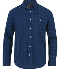 skjorta lee one pocket shirt