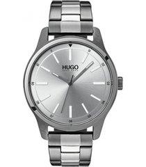 reloj bicolor hugo boss