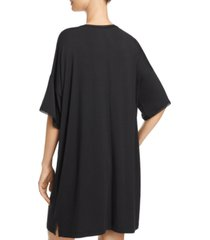 calvin klein women's sensual touch sleepshirt nightgown
