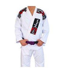kimono jiu jitsu naja extreme branco .