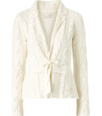 cardigan stay grounded blazer