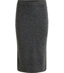kjol vijeamine knit hw midi skirt
