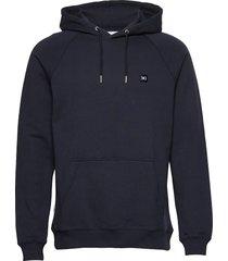bolton hooded sweatshirt hoodie trui blauw makia