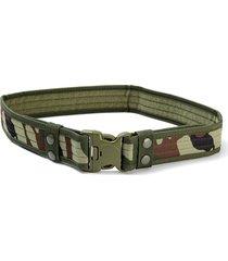 cintura tattica dell'esercito militare del camuffamento degli uomini di 130cm