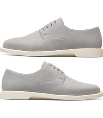 camper twins, scarpe formali donna, grigio , misura 42 (eu), k201003-003