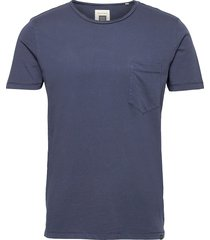 t-shirts short sleeve t-shirts short-sleeved blå marc o'polo