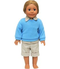 "the queen's treasures dr. jane goodall inspired 18"" doll clothes 3 piece gombe research camp outfit"