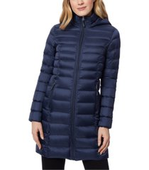 32 degrees packable hooded puffer coat, created for macy's