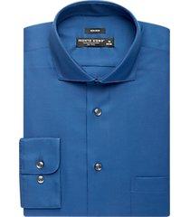 pronto uomo french blue dress shirt
