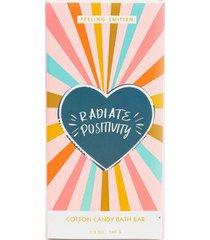 feeling smitten radiate positivity bath bar