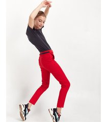 pantalón rojo portsaid blair