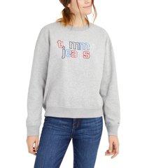tommy jeans modern logo sweatshirt