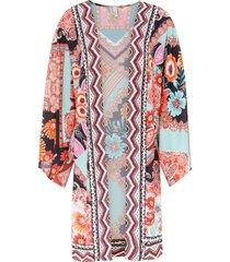 camicetta con maniche a kimono (rosso) - bodyflirt boutique