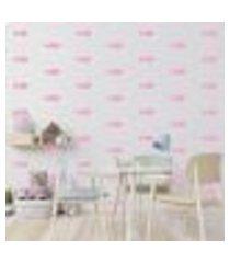 adesivo decorativo de parede - kit com 55 peixes - 019kaa14