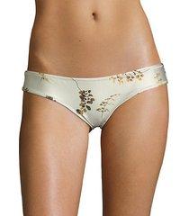 glimmer petal bikini bottom