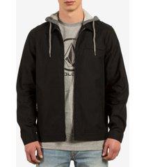 volcom men's warren jacket