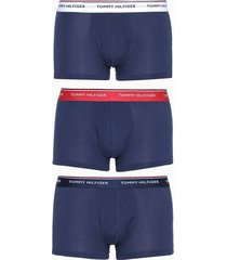 tommy hilfiger low rise trunk 3 pack boxershorts multicolor