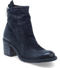 women's a.s.98 jase bootie, size 9-9.5us - black